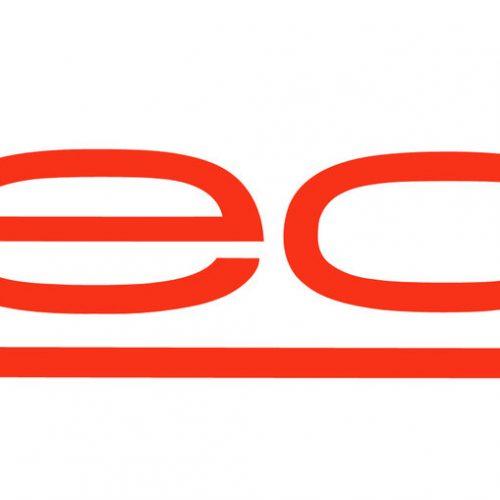 Gedy Edera Towel Rail 46cm Long in Chrome ED21/45-13