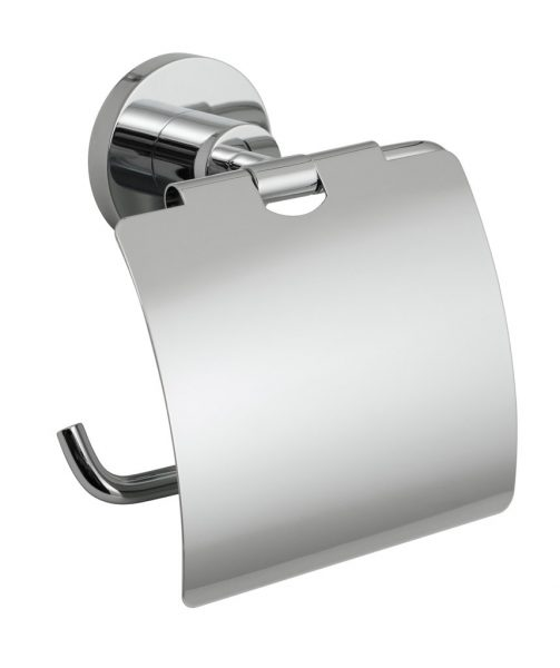 Vado Elements covered paper holder wall mtd ELE-180A-C/P