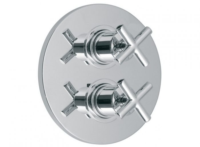 Vado Elements 2 outlet concealed thermostatic valve