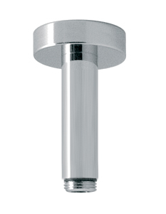 Vado Elements fixed head ceiling arm 100mm ELE-CMA/4IN-C/P