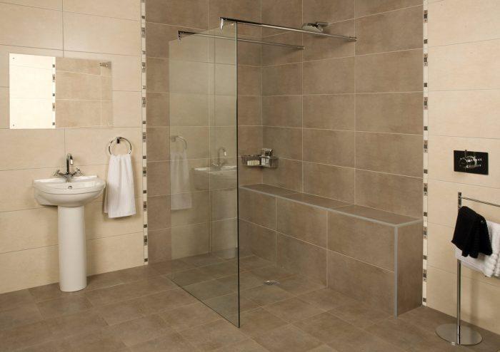 Roman Embrace 1127mm Freestanding Wetroom Panel ELLP1213S
