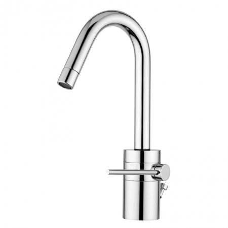 Saneux Easy O Basin mixer with pop-up EO001