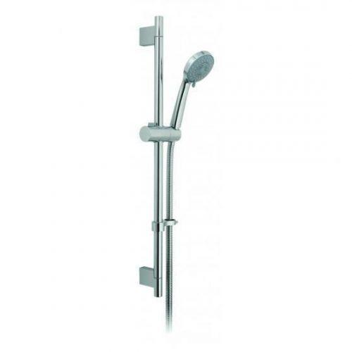 Vado 3 function shower kit 700mm slide rail ERI-MFSRK-DB-C/P