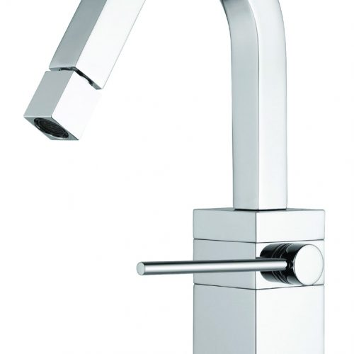 Saneux EASY SQUARE Bidet mixer with ES004