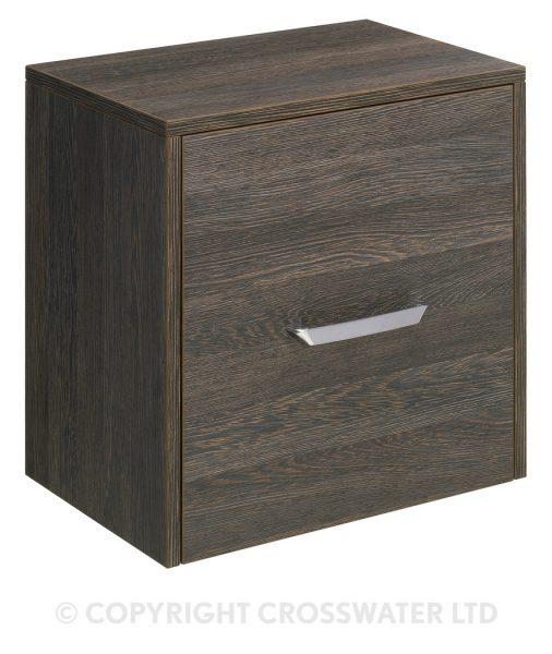 Bauhaus Essence Door Storage Unit 500 Ebony ES5035FEB