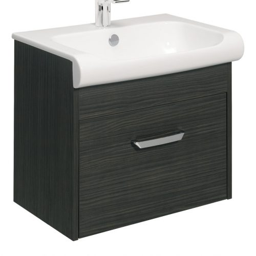 Bauhaus Essence 60 Vanity Unit Anthracite ES6000DAN