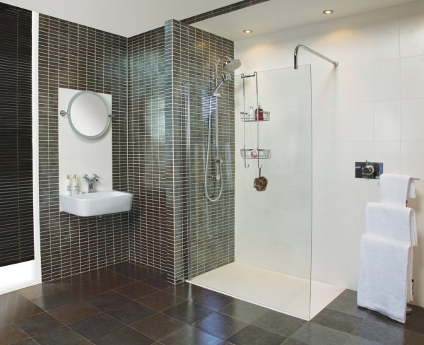 Roman Embrace 1178 - 1203mm Wetroom Panel ESP1213S 1200