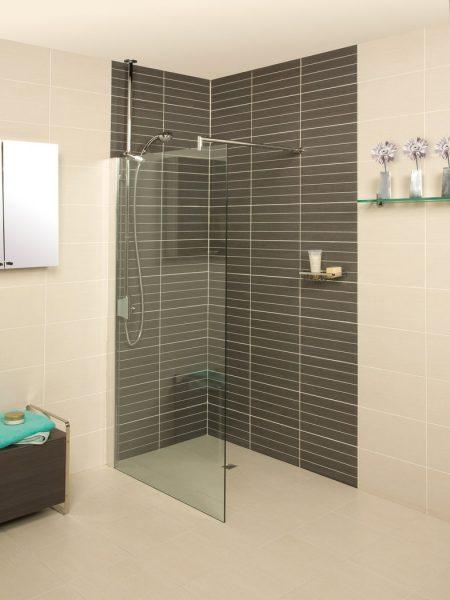 Roman Embrace 1378 - 1403mm Wetroom Panel ESP1413S 1400