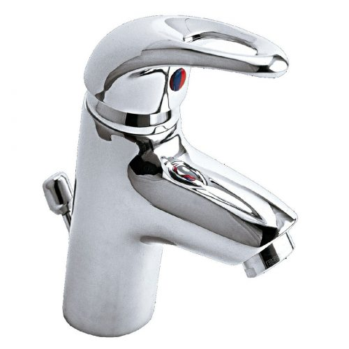 Just Taps Plus Gio Single Lever Mini Basin Mixer G063