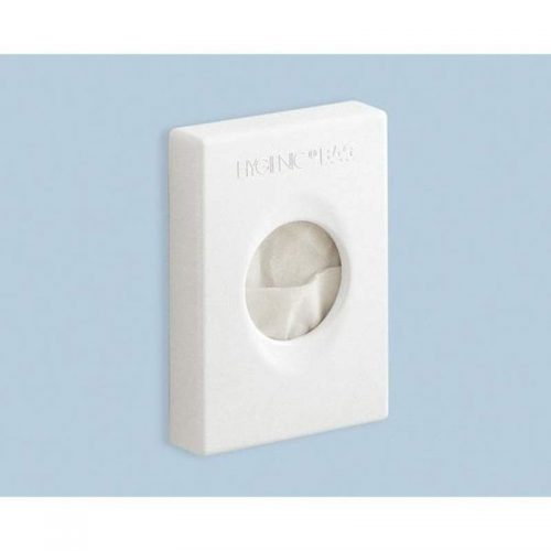 Bathroom Sanitary Towel Disposal Bag Holder White 2430-02-0