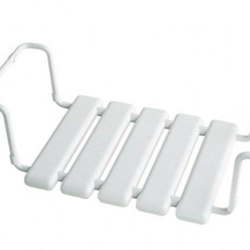 Extendable Bath Seat In White 2284-02-0