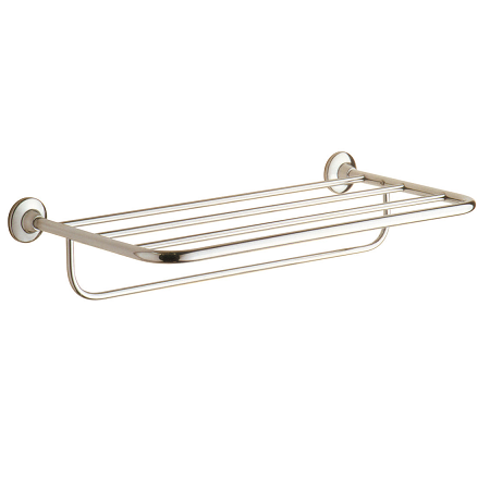 Gedy Ascot Towel Rack with arm in Chrome 2735-13-0