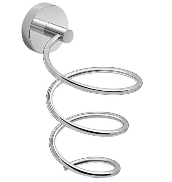 Gedy Eros Modern Wall Mounted Hair Dryer Holder 2355-13-0