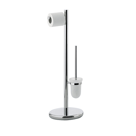 Gedy Freestanding Bathroom Butler Toilet Brush Holder 2732-13-0