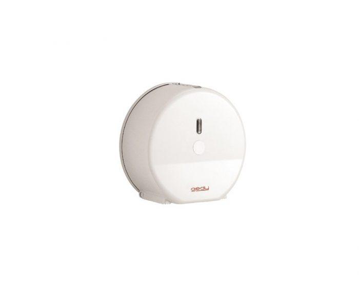 Gedy Mini Jumbo Toilet Rollpaper Dispenser White 2428-02-0