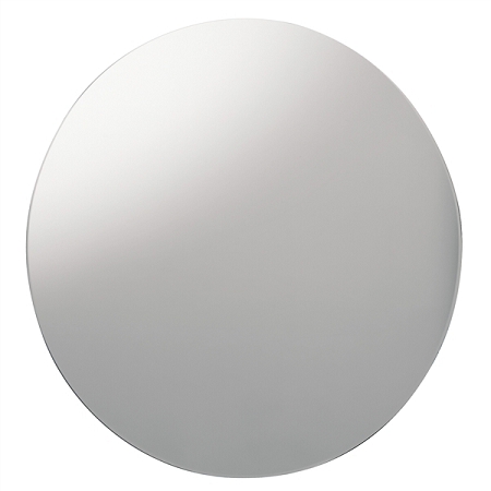 Gedy Oval Polished Edge Bathroom Mirror 2575-0