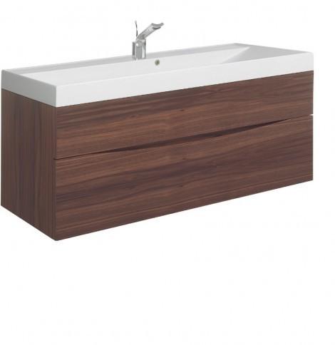 Bauhaus Glide II basin unit 1000 American Walnut GL1000DAW