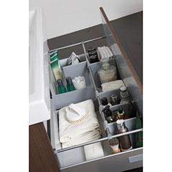 Saneux Glide drawer divider 105cm GL105