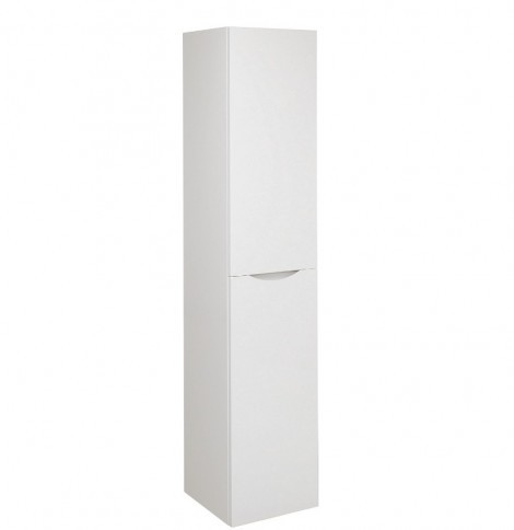 Crosswater Glide II Tower Linen White Gloss GL3516FWG