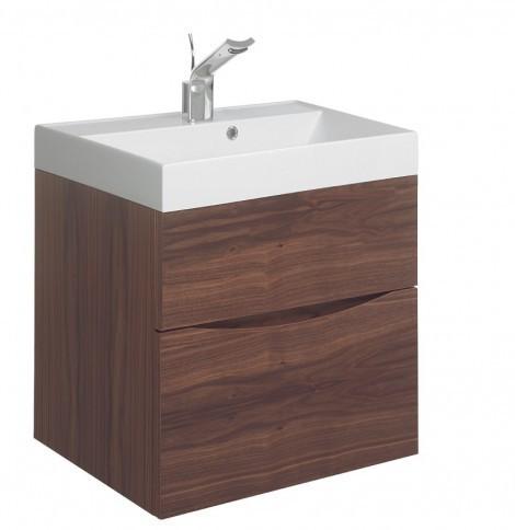 Bauhaus Glide II basin unit 500 American Walnut GL5000DAW+