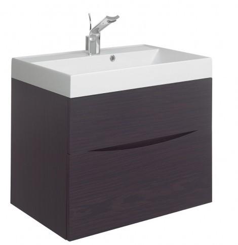 Bauhaus Glide II basin unit 700 Wenge GL7000DWN