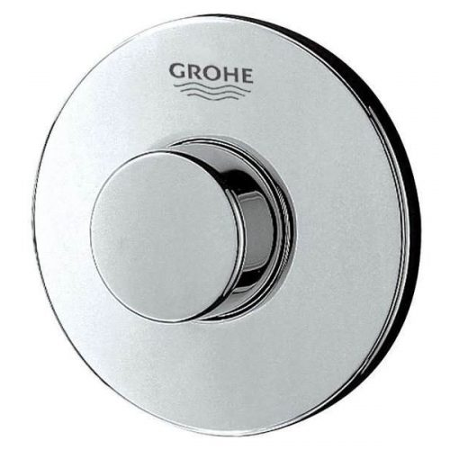 Grohe Adagio concealed cistern with round button