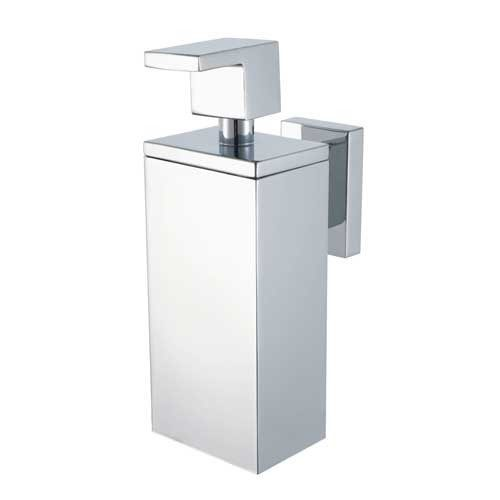 Haceka Edge Metal Soap Dispenser 72.ESD