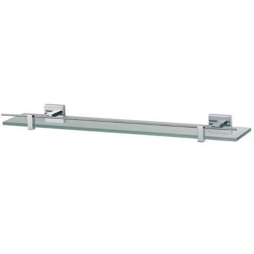 Haceka Mezzo 600 x 53mm Glass Shelf 72.MS