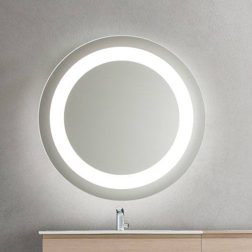 90cm Halo Big Circular Backlit Mirror 90 BT0090.002.S-0