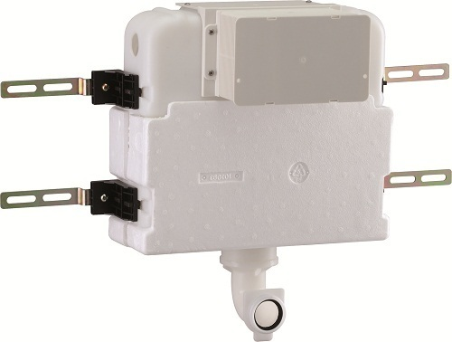 Saneux Low Compact concealed cistern reduced HC1038