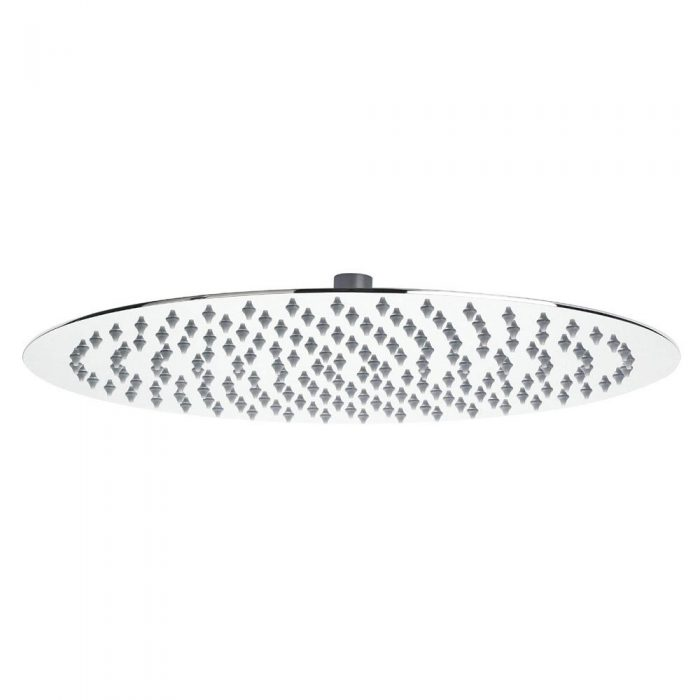 Hudson Reed Round Stainless Steel 400 Shower Head HEAD46