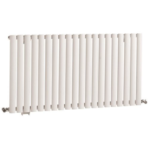 Hudson Reed White Revive Single Panel Radiator HL325