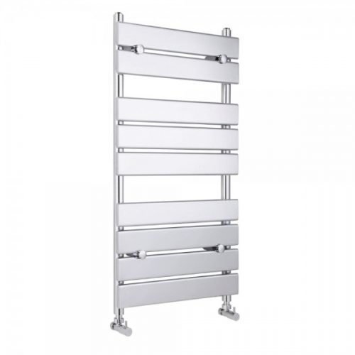 Hudson Reed Chrome Piazza Towel Rail 950mm x 500mm HL382