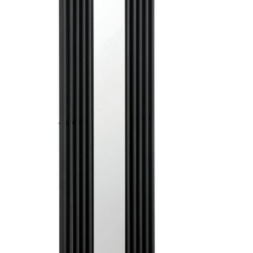 Hudson Reed Anthracite Keida Radiator With Mirror HLA33