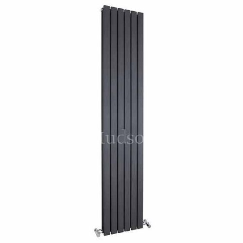 Hudson Reed Anthracite Sloane Double Panel Radiator HLA74