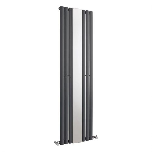 Hudson Reed Anthracite Revive Single Panel Radiator HLA78