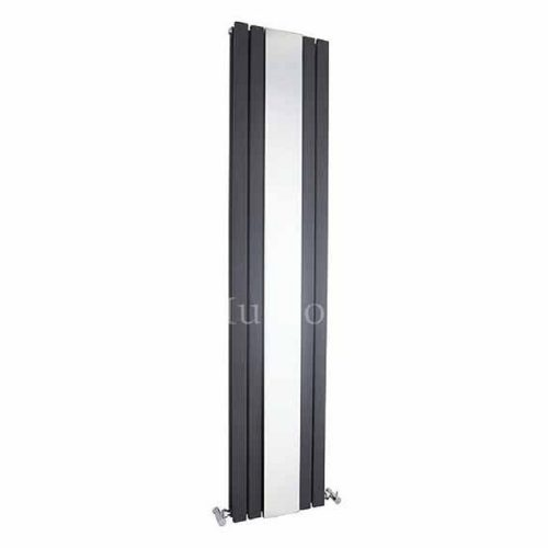 Hudson Reed Anthracite Sloane Double Panel Radiator HLA84