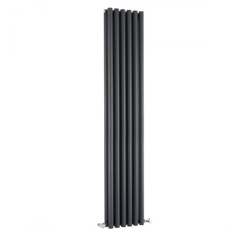 Hudson Reed Anthracite Savy Double Panel Radiator HLA92