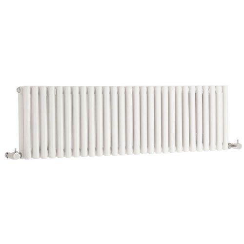 Hudson Reed White Refresh Double Panel Radiator HLW22
