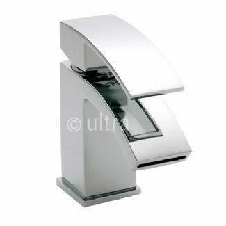 Premier Chrome Vibe Mini Mono Basin Mixer VIB315