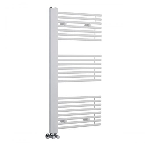 Hudson Reed White Finesse Radiator 1200 x 600 HLW09
