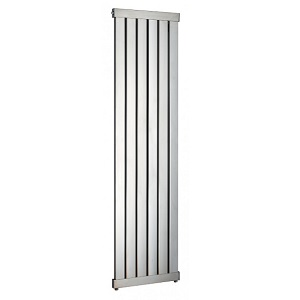 JIS Arun 1960 x 535 Polished Chrome Heated Towel Rail