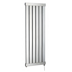 JIS Arun 1460 x 535 Stainless Steel Heated Towel Rail