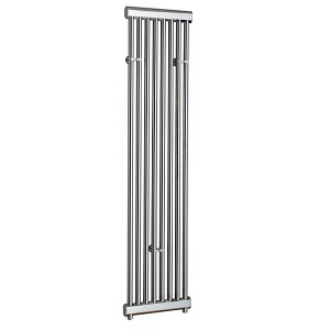 JIS Hove 1460 x 710 Polished Heated Towel Rail