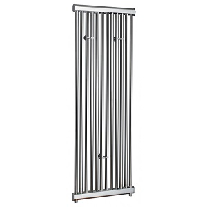 JIS Hove 1460x530mm Polished Heated Towel Rail