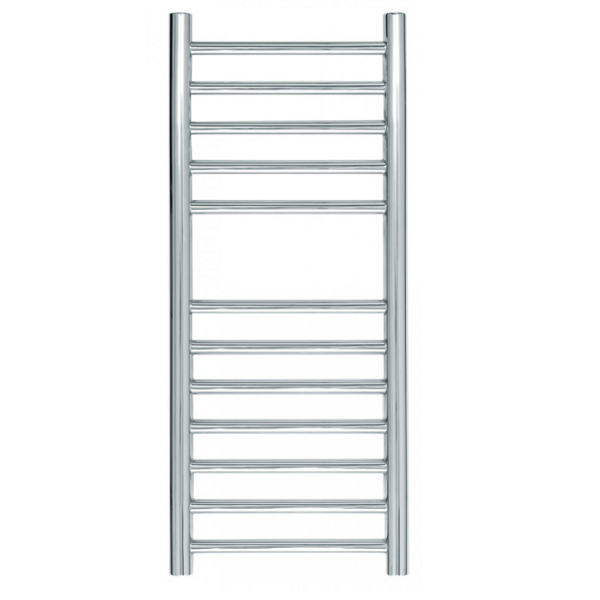 JIS Ouse 300 Small 700x300mm Stainless Steel Heated Towel Rail-0