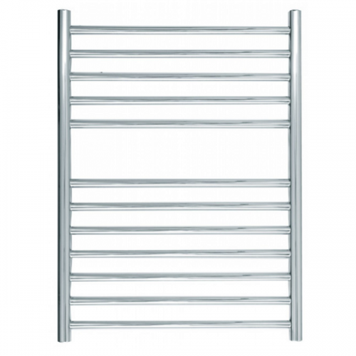 JIS Ouse 520 Stainless Steel 700x520mm Heated Towel Rail-0