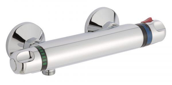 Buy Online Low Pressure Thermostatic Bar Shower Valve 1210