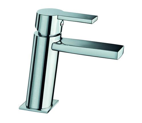 Just Taps Italia single lever basin mixer no waste 89001