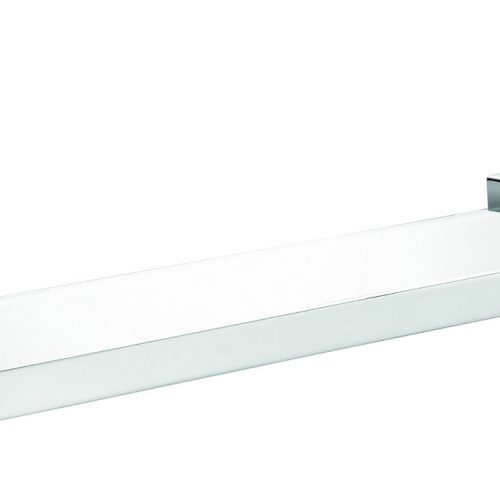 Just Taps Plus Bold Glass Shelf 500171